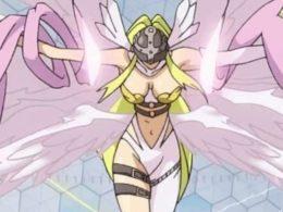 Angewomon llega a Digimon Adventure 2020