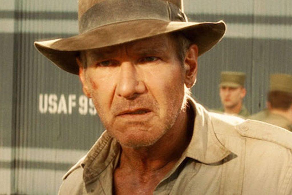 Ya comenzó el rodaje de Indiana Jones 5