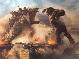 El tráiler de Godzilla vs Kong revela el crecimiento de Kong