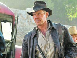 Por fin comenzó el rodaje de Indiana Jones 5
