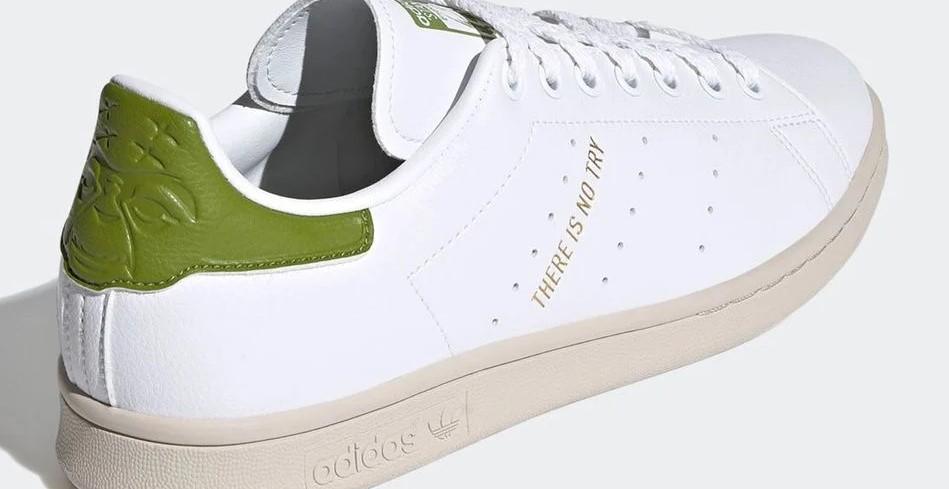 Las zapatillas de Yoda de Adidas