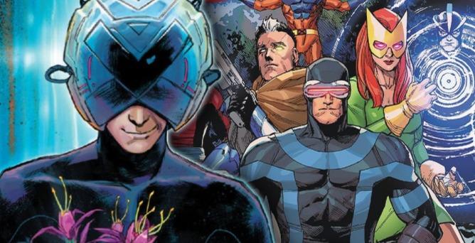 Marvel y su votación para el último miembro del equipo de X-Men