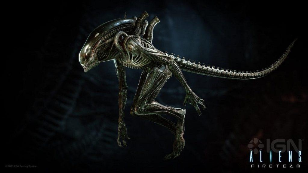 Los nuevos Aliens son aterradores y mortales.