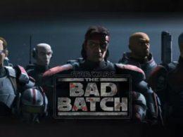 El 4 de mayo será el dia en que debute Star Wars The Bad Batch en Disney+