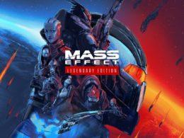 Tráiler del remaster de Mass Effect Legendary Edition