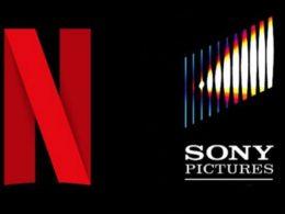 El acuerdo entre Netflix y Sony comienza con Uncharted en 2022.