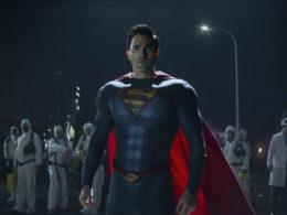 Superman & Lois, el Hombre de Acero quema Metrópolis en el Teaser.