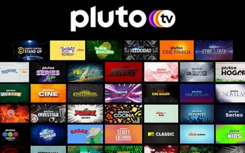Pluto TV lanza canal de anime 24 horas.