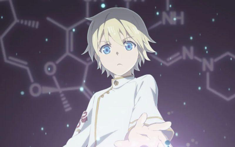 Se anuncia anime de Isekai Yakkyoku (Alternate World Pharmacy)
