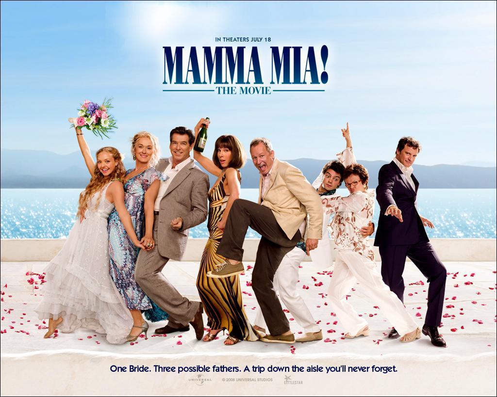 Mamma Mia! es una de esas películas que podemos encontrar en Netflix que es imperdible.