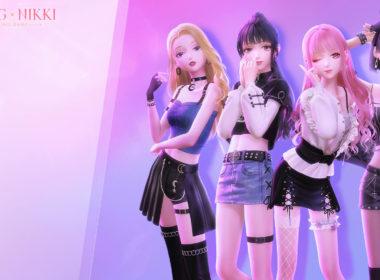 Shining Nikki secuela del popular videojuego en donde la ropa es lo importante.