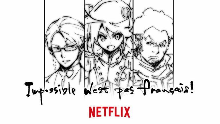 Netflix estrenará anime de Lady Napoleon