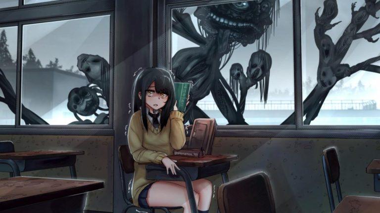 Fecha de estreno del anime de mieruko-chan