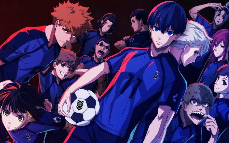 Se confirma la adaptación al anime del manga Blue Lock